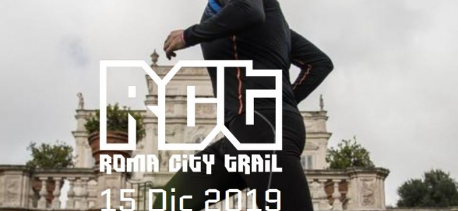 19* ROMA CITY TRAIL 2019 15 12 2019